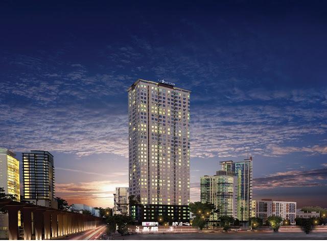 Vẻ đẹp về đêm của Flc Star Tower