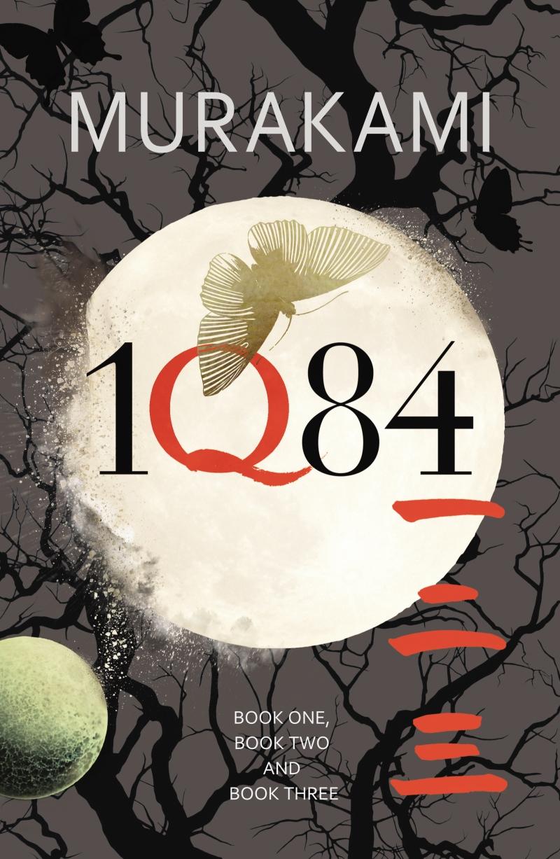 Một số hình ảnh về cuốn sách 1Q84
