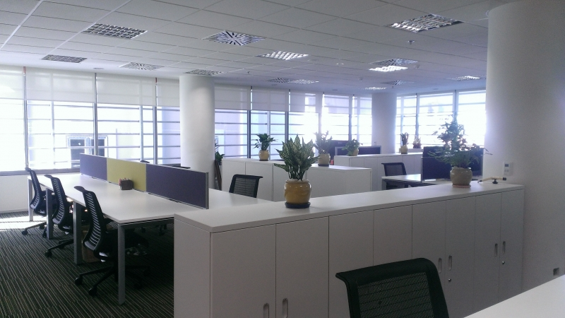 Văn phòng làm việc của Microsoft