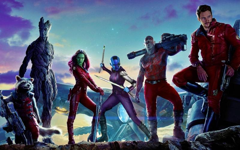 4. Guardians of the Galaxy 2 (Vệ binh giải Ngân Hà 2)