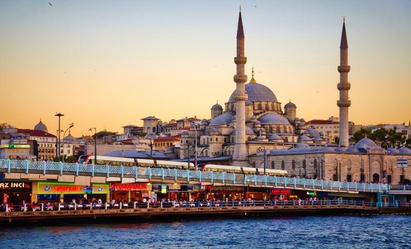 Thành phố Istanbul tuyệt đẹp
