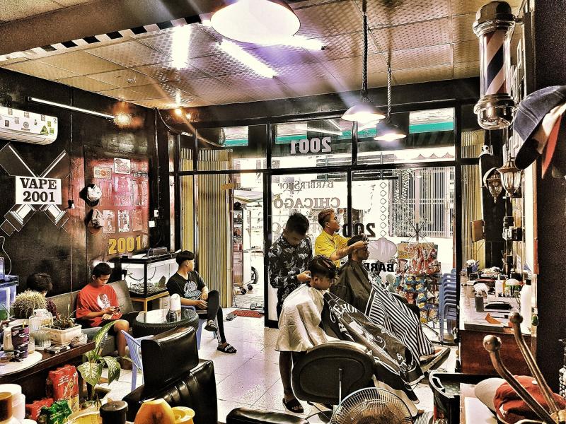 2001 BarberShop