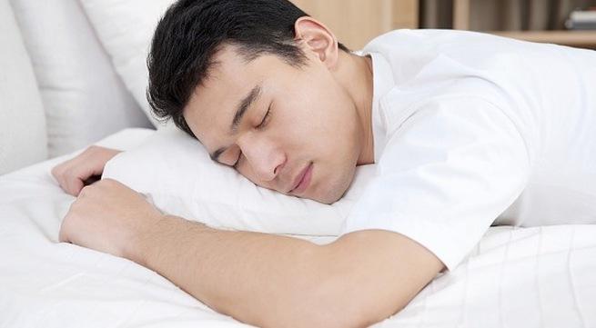 22h30: Đi ngủ