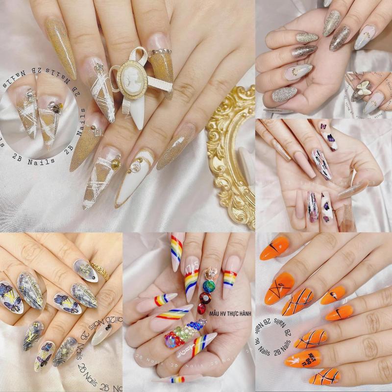 2B Nails
