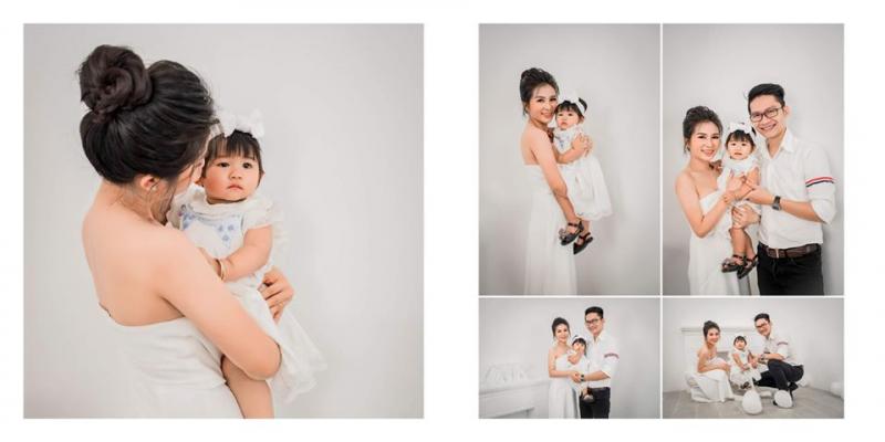 Những bức ảnh gia đình được chụp bởi 2Bconcept