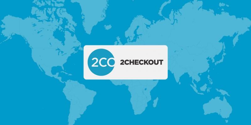 2Checkout được xem là một dịch vụ khá dễ dàng để sử dụng