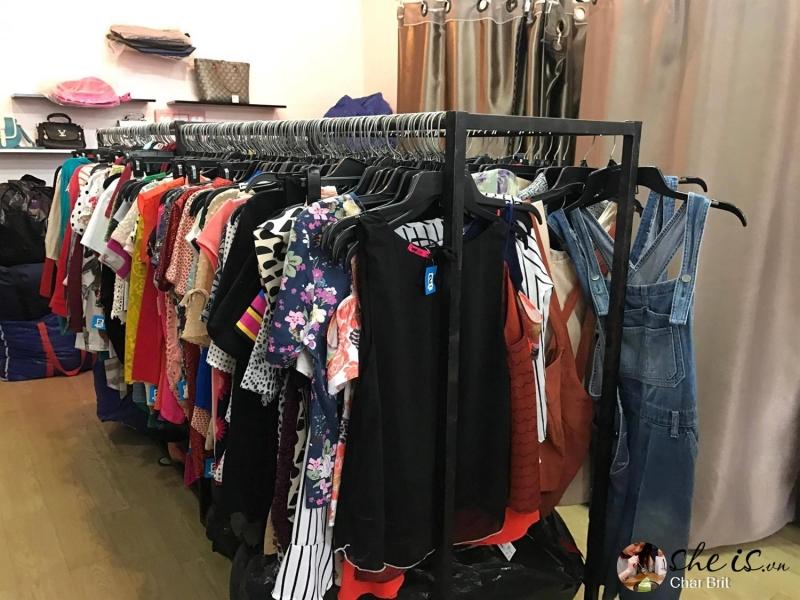 shop nhận ký gửi chủ yếu là thời trang nữ