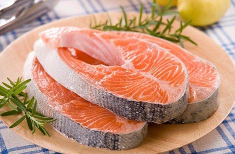 3 bữa cá mỗi tuần