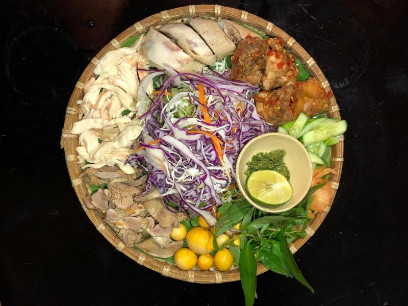 3 Con Gà - Cơm Gà Phú Yên
