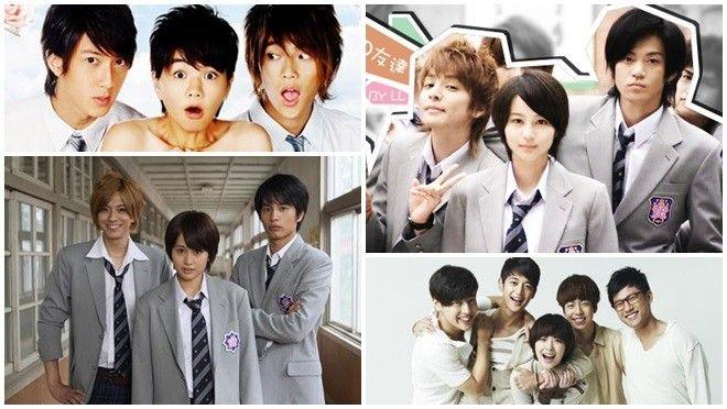 #3: HANAZAKARI NO KIMITACHI E (HANA KIMI) - Hoa dạng thiếu niên nữ