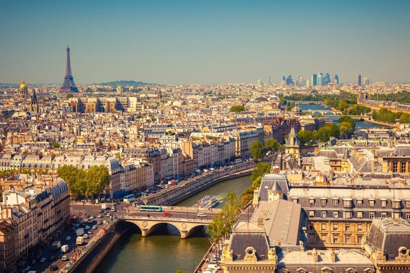 Thành phố Pari - Pháp