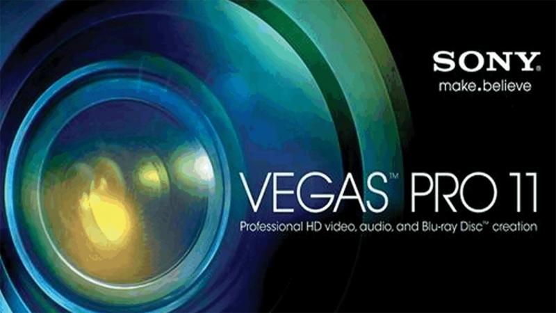 Logo của Sony Vegas