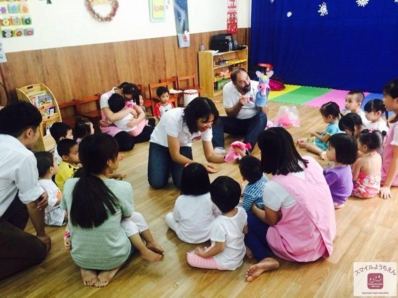 Trường mầm non mỉm cười  – Smile Kindergarten