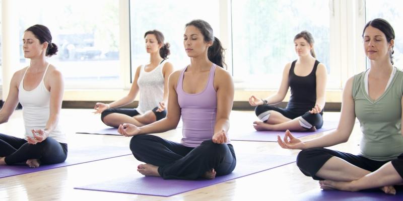 Yoga khiến quá trình lão hóa diễn ra chậm hơn