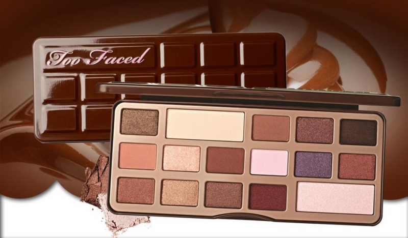 Bảng phấn mắt Chocolate Bar Eyeshadow Collection - Too Faced