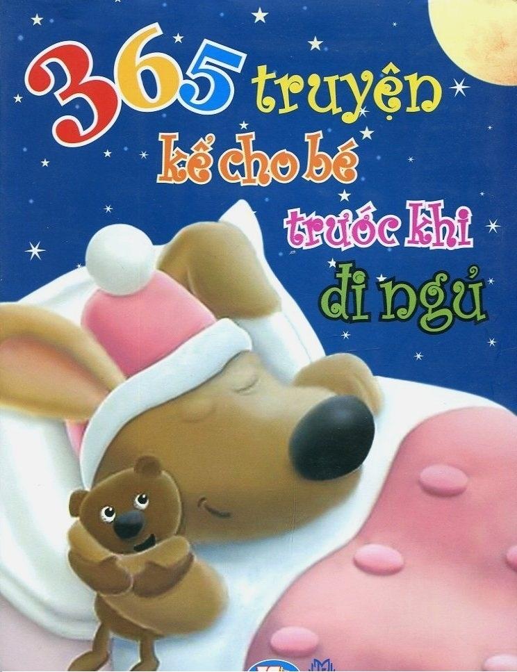 365 truyện kể cho bé trước khi đi ngủ