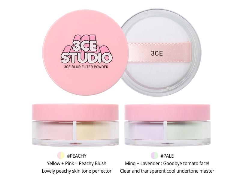 3CE Studio Blur Filter Power