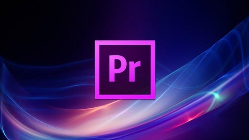 Logo của Adobe Premiere