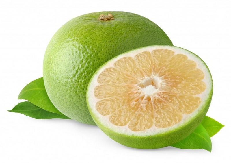 Bưởi là loại trái cây chứa hàm lượng vitamin C cao