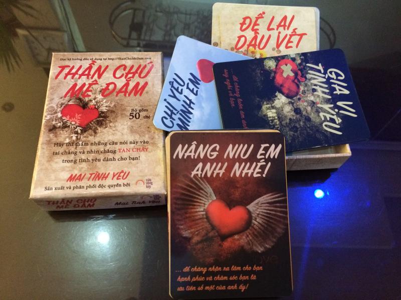 Cuốn sách Thần chú mê đắm – Mai Tình Yêu