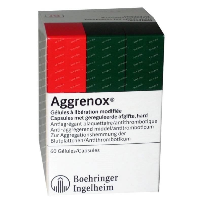 Thuốc Aggrenox