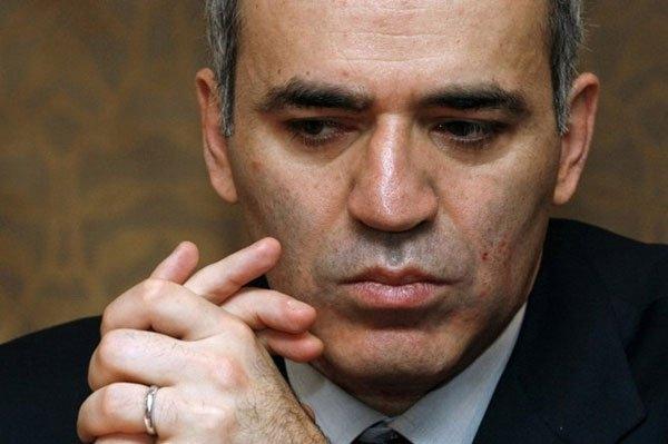 Garry Kasparov- chỉ số IQ 194