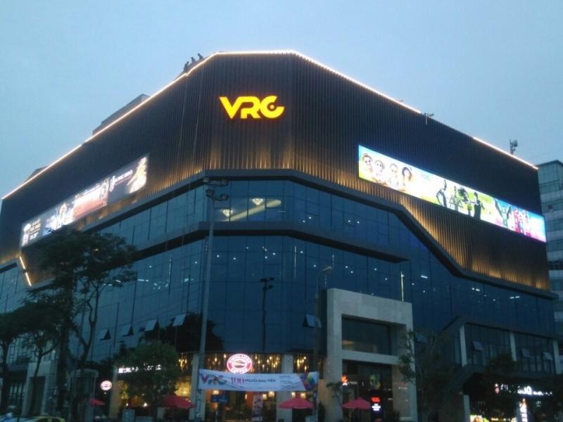 Tòa nhà VRC ( khu vui chơi )
