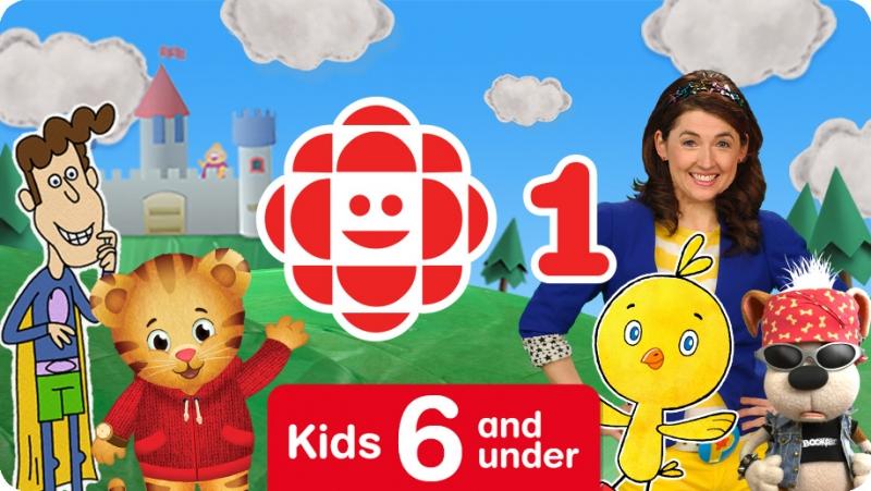 Kids 1: Dành cho trẻ dưới 6 tuổi