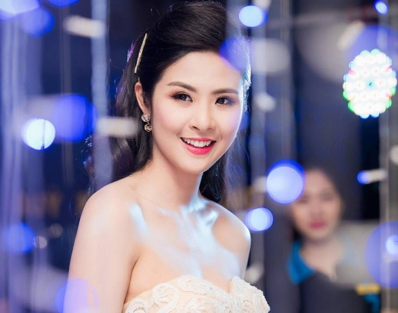 Ngọc Hân – Hoa hậu Việt Nam 2010