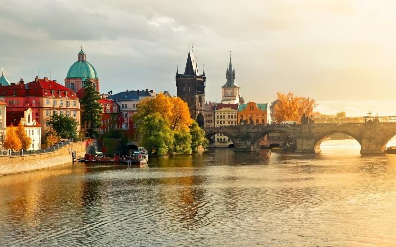 Praha - Cộng hòa Séc