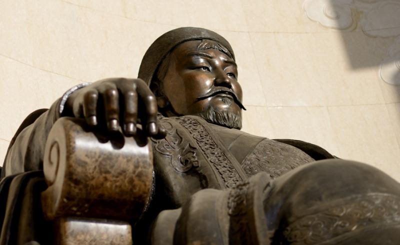 4. Thành Cát Tư Hãn (1162 - 1227)