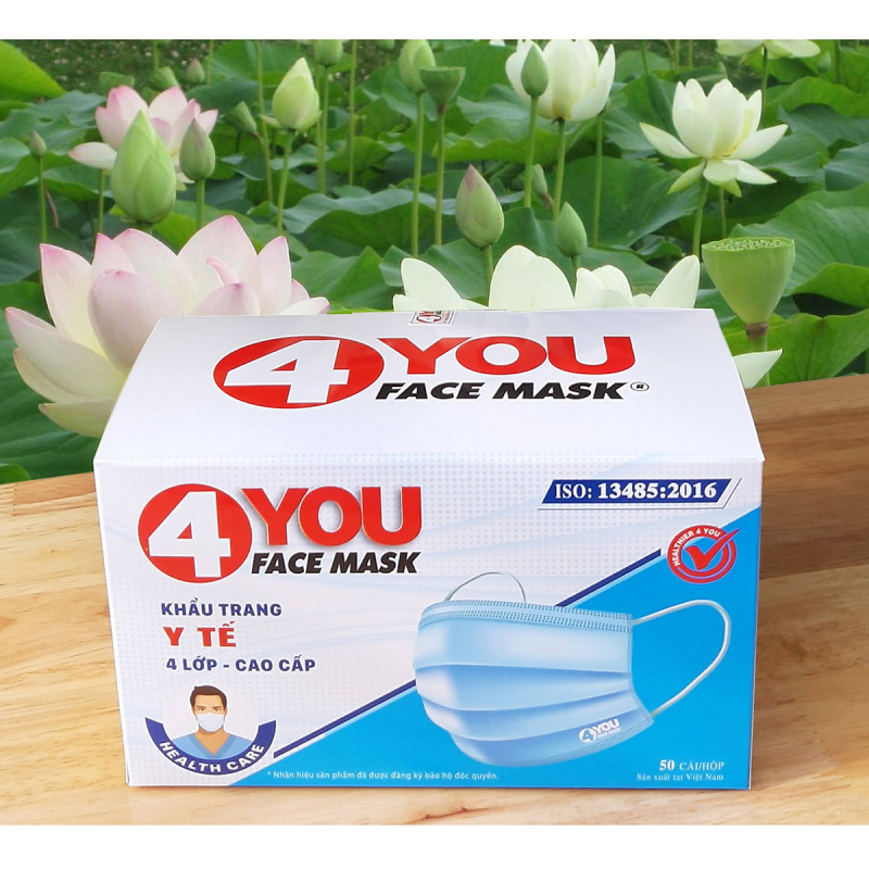 4 You Face Mask