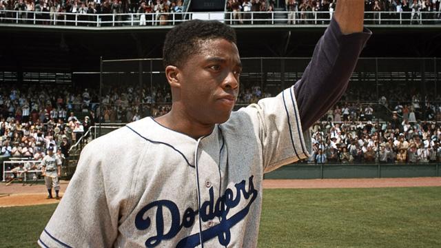 Nhân vật chính của phim 42 - Jackie Robinson