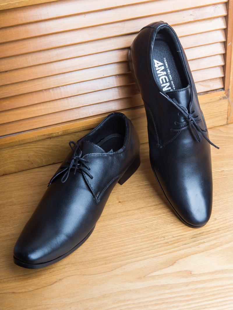 Kiểu dáng giày Tây nam sang trọng, thanh lịch