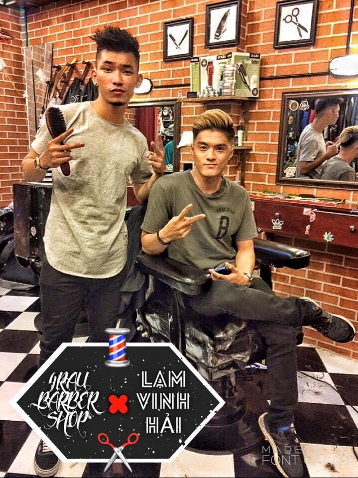 4RAU Barber Shop cũng là địa chỉ yêu thích của nhiều người nổi tiếng