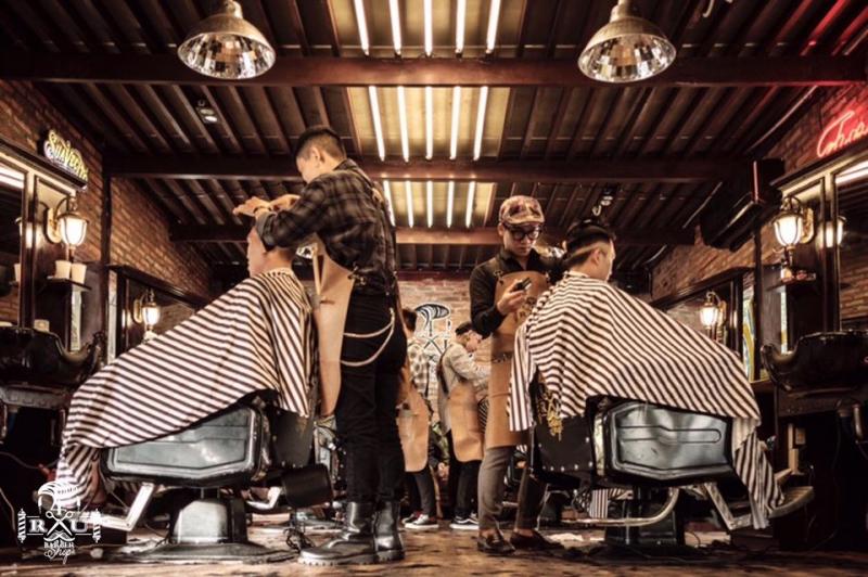 4RAU Barber SHOP tại quận 10 - TP. Hồ Chí Minh đem lại sự trải nghiệm tuyệt vời cho khách hàng