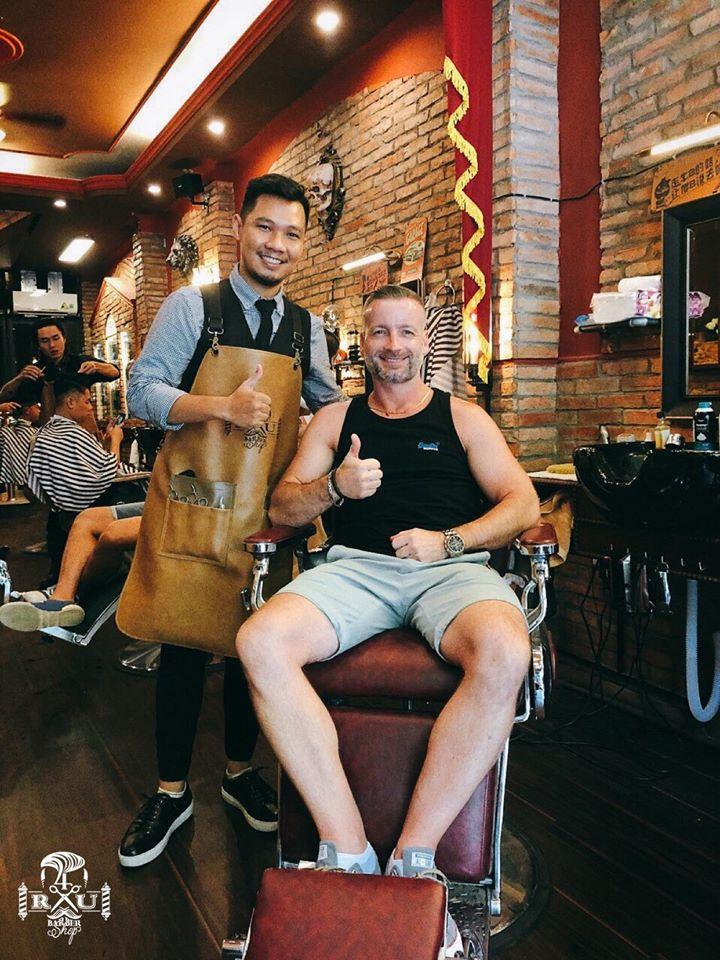 Tiệm xứng đáng là một trong những tiệm cắt tóc nam đẹp và chất lượng nhất tại Sài Gòn.