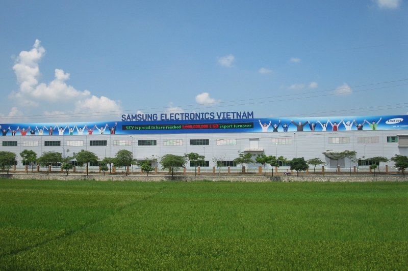 Công ty Samsung tại Việt Nam