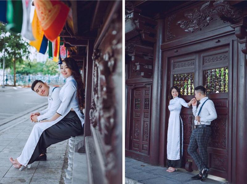 Ảnh viện cưới Love Story