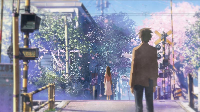 5 Centimeters Per Second (5 Centimet/giây)