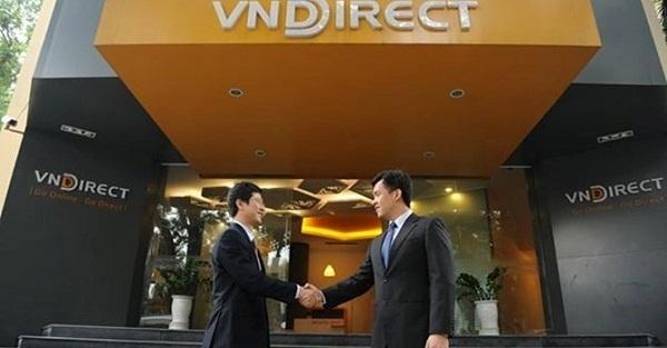 Công ty chứng khoán VNDirect.