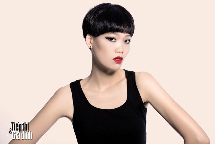 Nguyễn Hợp - Vietnam next top model 2015