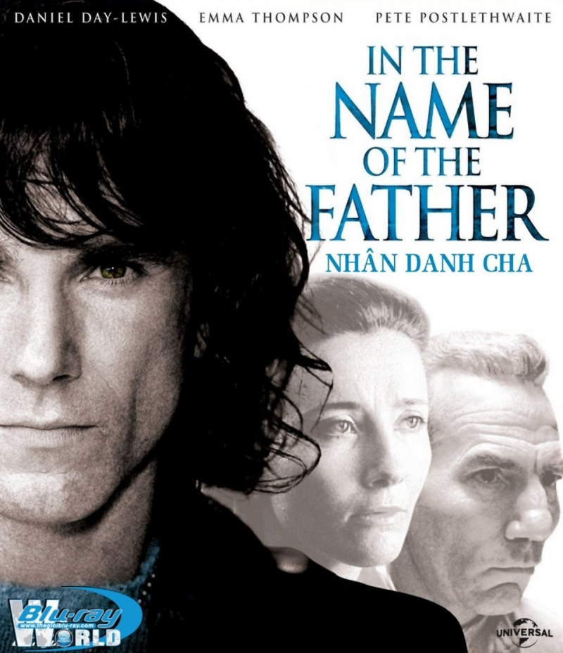 Gerry Conlon và các diễn viên trong phim In the name of the Father