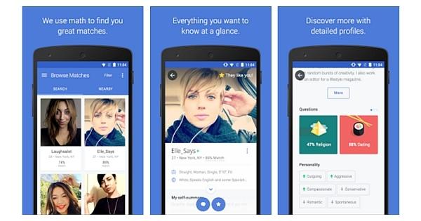 Ảnh 2 - OkCupid có lợi thế về thuật toán ghép đôi