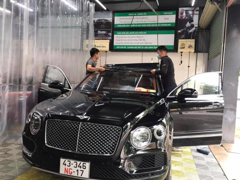 5.0 Auto Spa Center