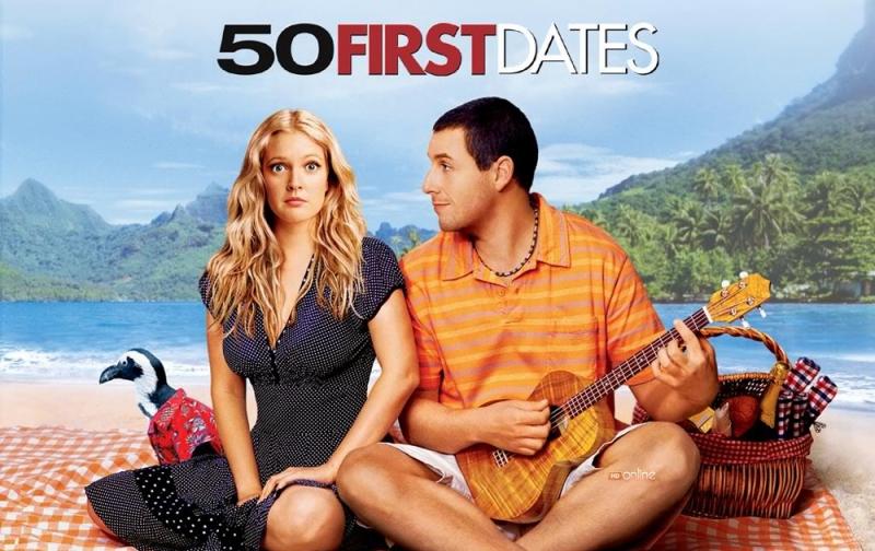 Bộ phim 50 lần hẹn đầu tiên