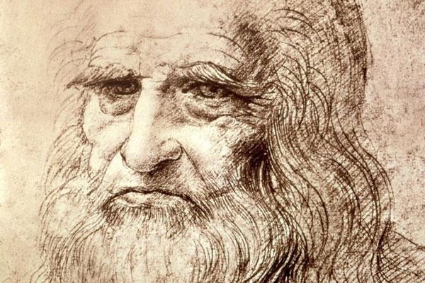 Leonardo da Vinci- chỉ số IQ 180-190