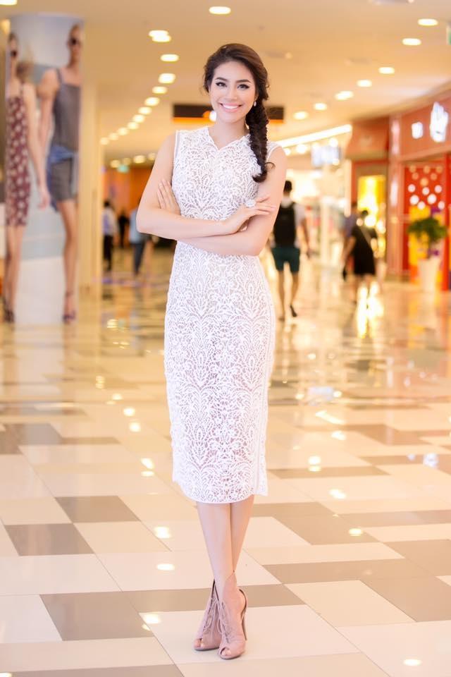Phạm Hương – Hoa hậu Hoàn vũ Việt Nam 2015