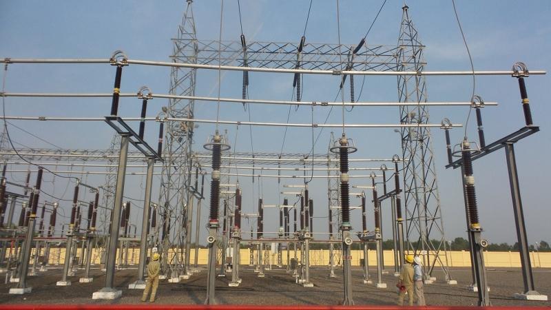 Sản xuất, truyền tải và phân phối điện