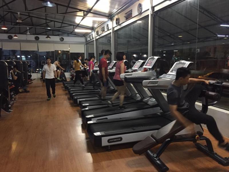 6S Fitness Center